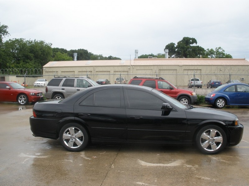 Lincoln LS 2006 price $6,500