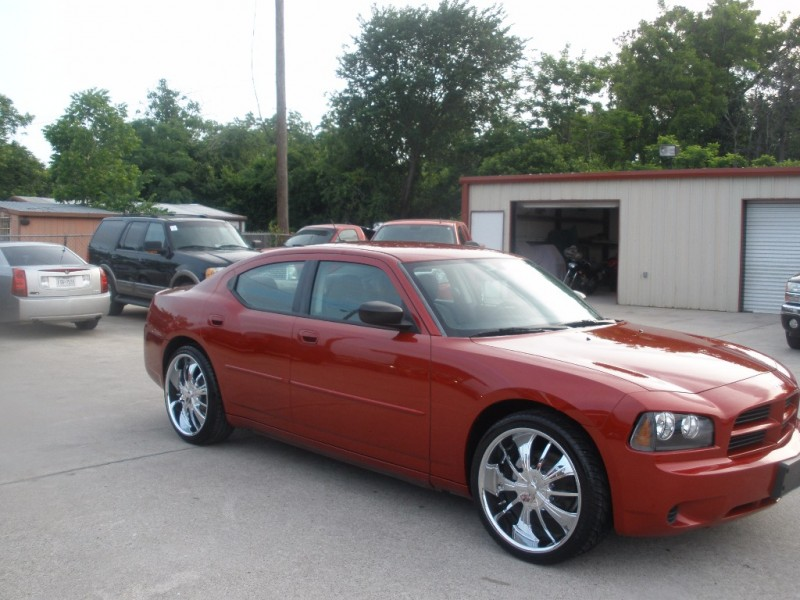 Dodge Charger 2008 price $8,500