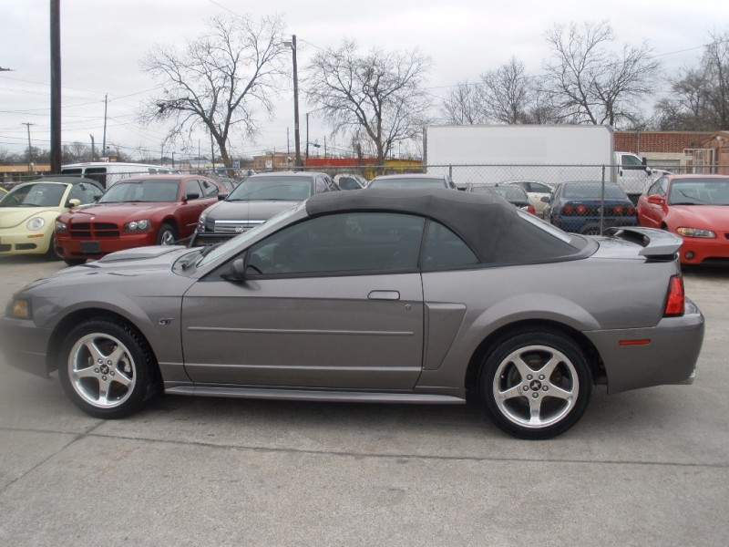 Ford Mustang 2003 price $6,500
