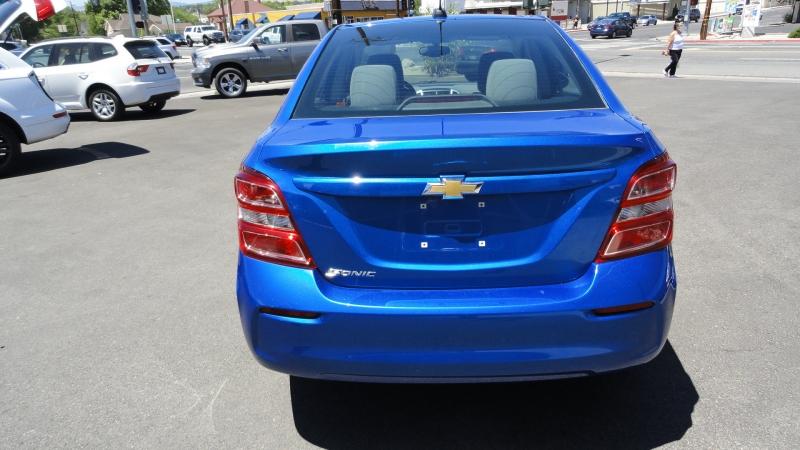 Chevrolet Sonic 2017 price $9,950