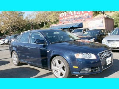Used Audi A4 Hayward Ca