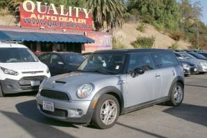 Mini Cooper Clubman S,Auto 2009