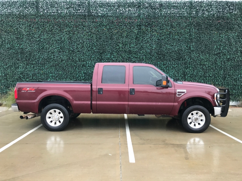 Ford Super Duty F-250 SRW 2008 price $13,999