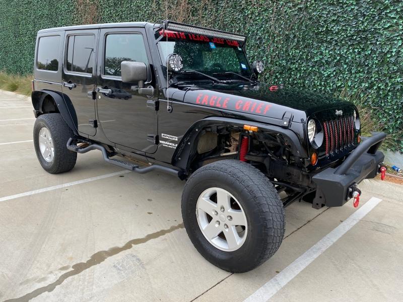 Jeep Wrangler Unlimited 2011 price $15,999