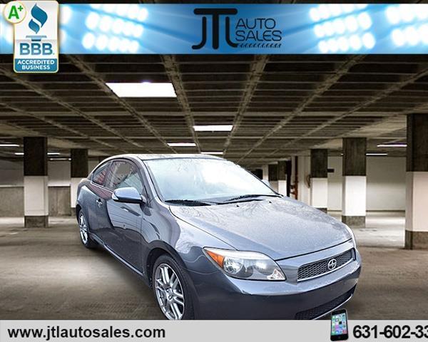 2007 Scion Tc 3dr Hb Auto Natl Inventory Jtl Auto