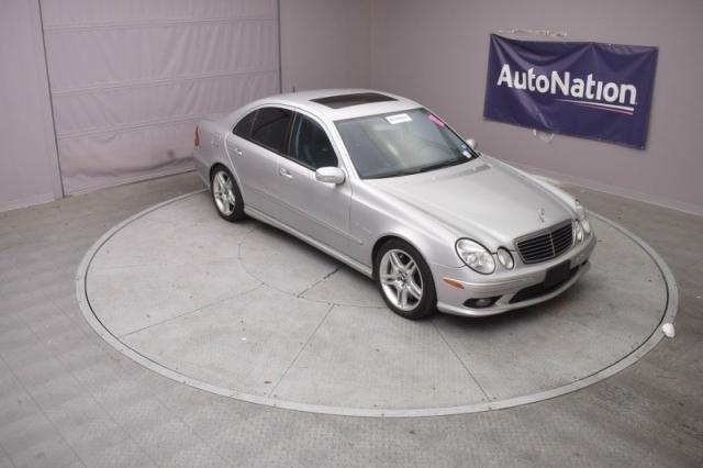 2005 Mercedes Benz E Class