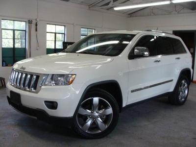 2012 Jeep Grand Cherokee Overland $1K Dwn @ $383 Mos