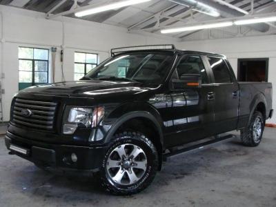 2012 Ford F-150 FX4 4WD SUPER CREW $1K DWN @ $471 MOS