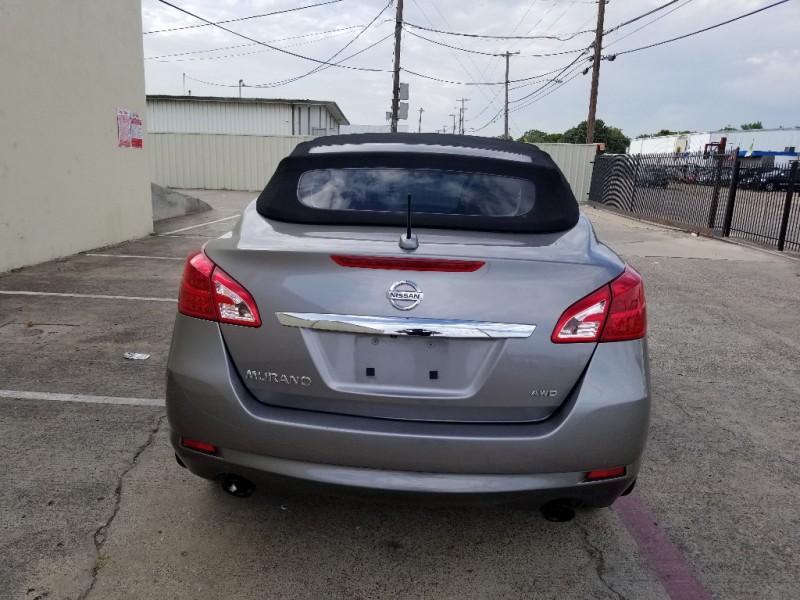 Nissan Murano CrossCabriolet 2011 price $10,999