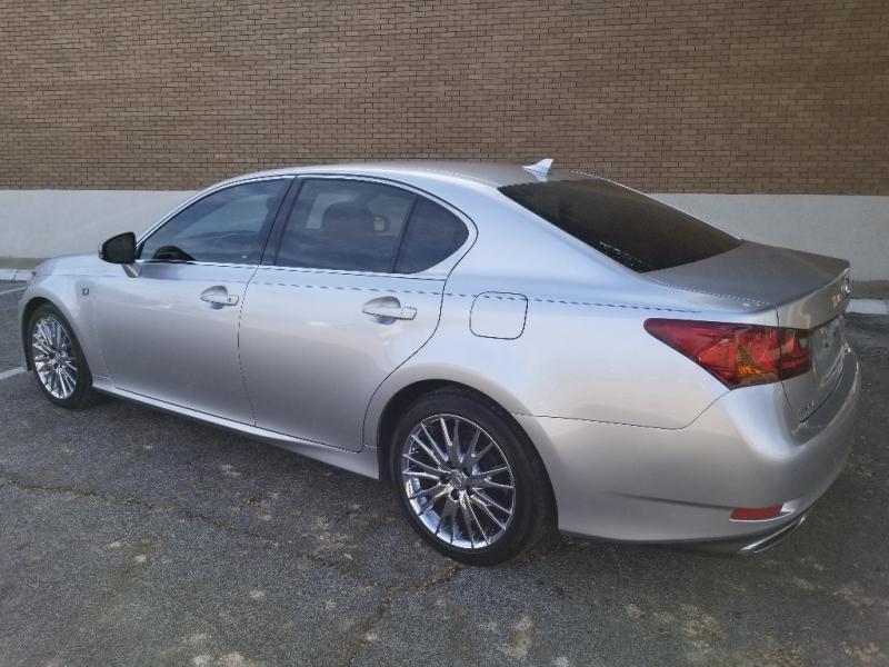 Lexus GS 350 2014 price $15,999