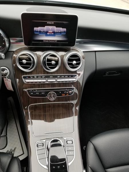 Mercedes-Benz C-Class 2015 price $18,999