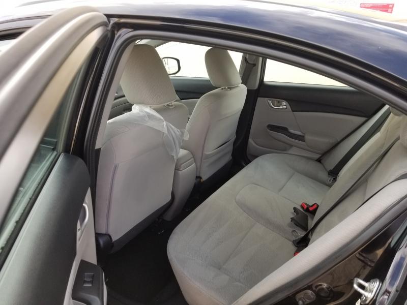 Honda Civic Sdn 2013 price $6,500