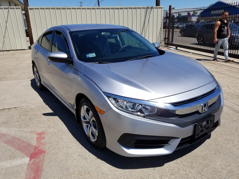 Honda Civic Sedan 2016 price $9,999 Cash