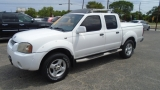 Nissan Frontier 2WD 2001