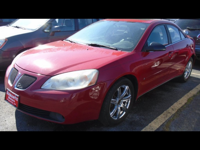 Pontiac G6 2006 price $750 Down