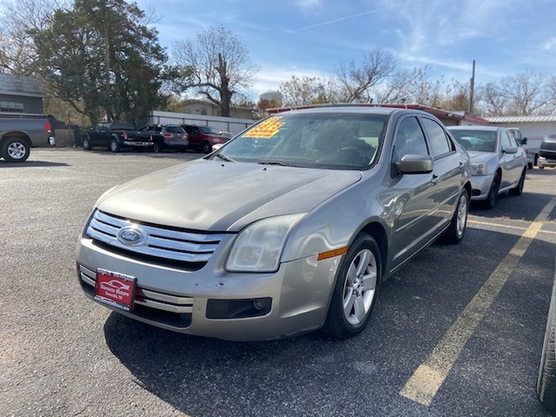 Ford Fusion 2008 price $875 Down