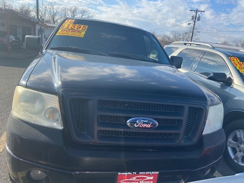 Ford F-150 2006 price $1,400 Down