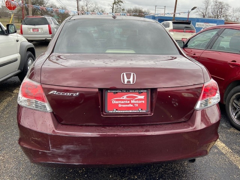 Honda Accord Sdn 2008 price $800 Down