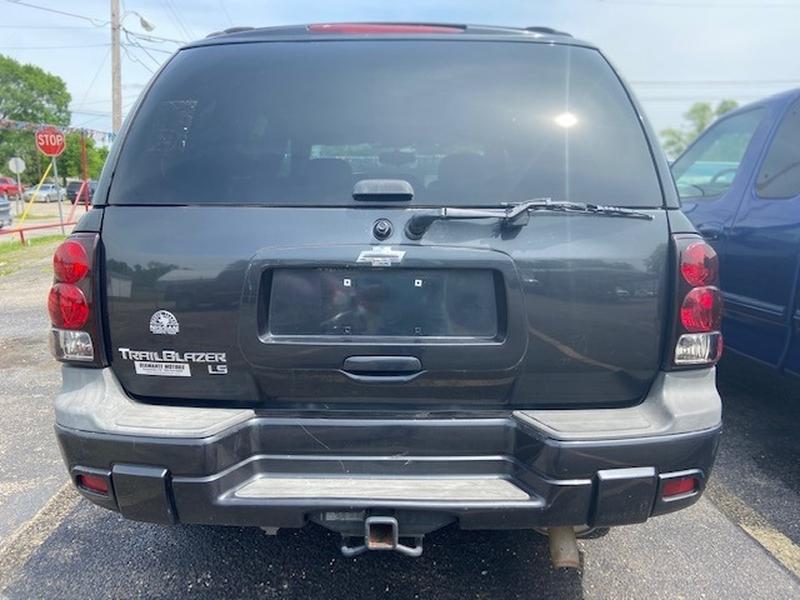 Chevrolet TrailBlazer 2006 price $2,600 Cash