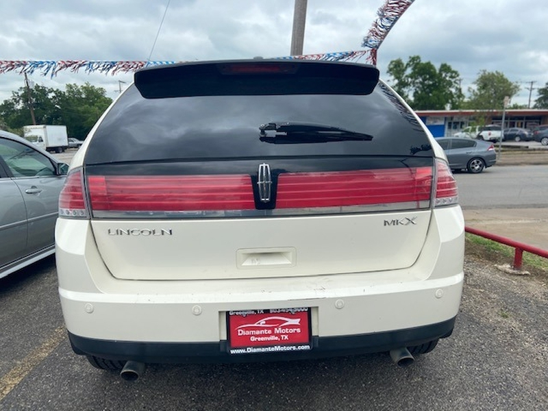 Lincoln MKX 2008 price $1,000 Down