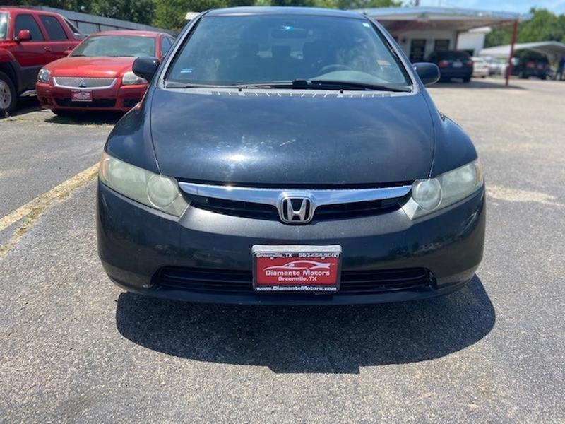Honda Civic Sdn 2007 price $800 Down