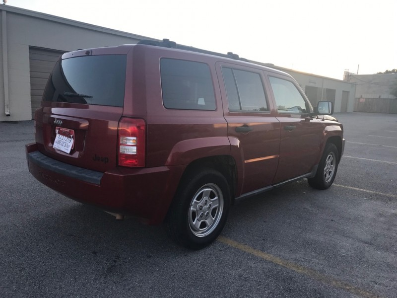 JEEP PATRIOT 2007 price $4,995