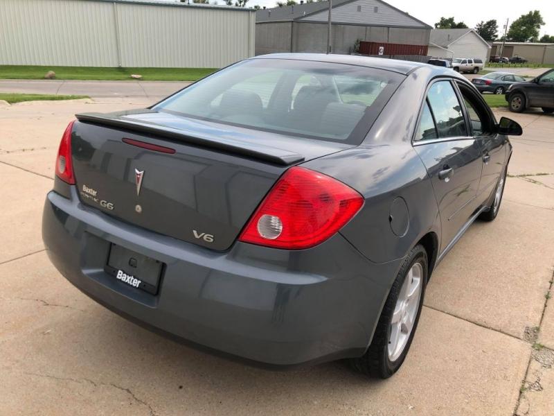 PONTIAC G6 2008 price $3,550