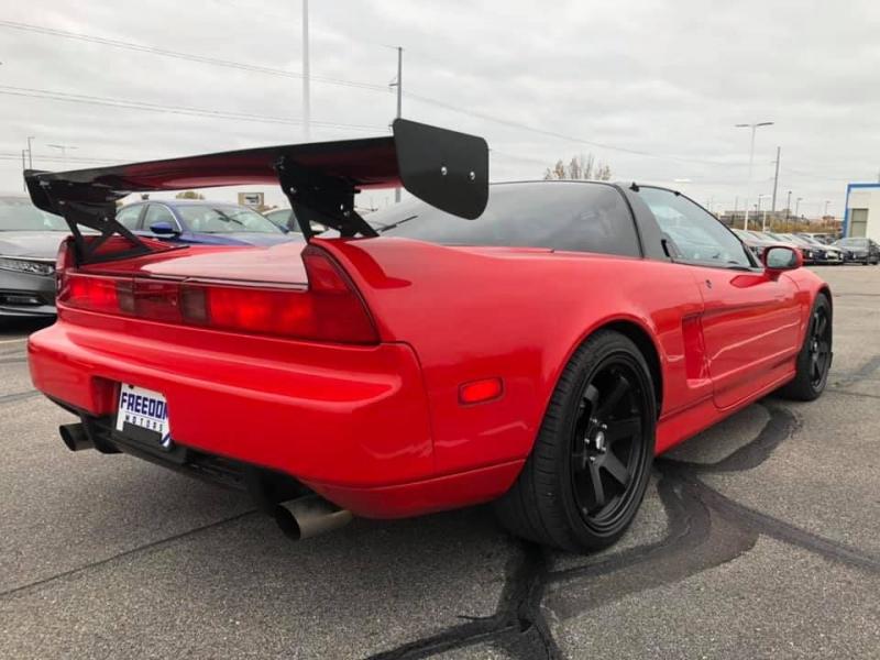ACURA NSX 1991 price $44,500