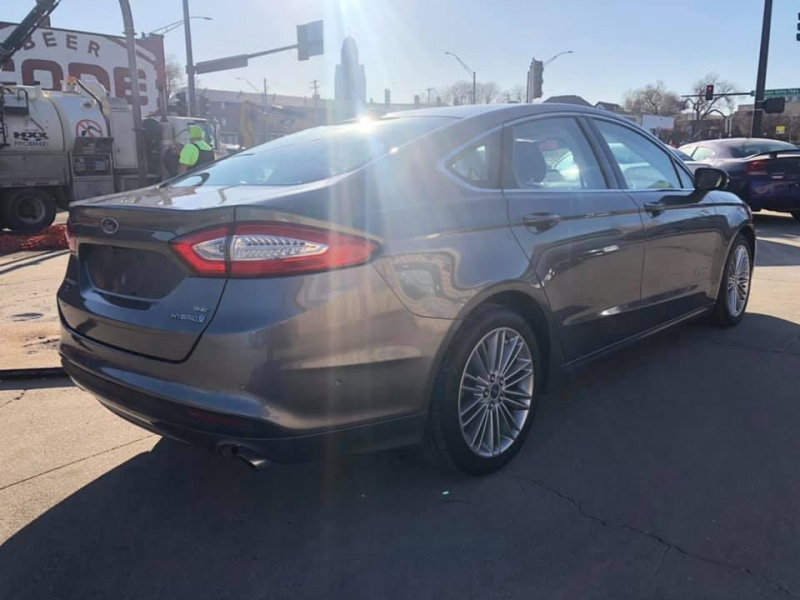 FORD FUSION 2013 price $7,350