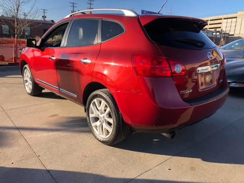 NISSAN ROGUE 2012 price $7,150