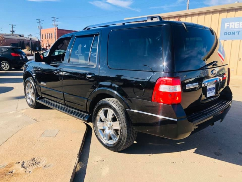 FORD EXPEDITION 2008 price $10,250