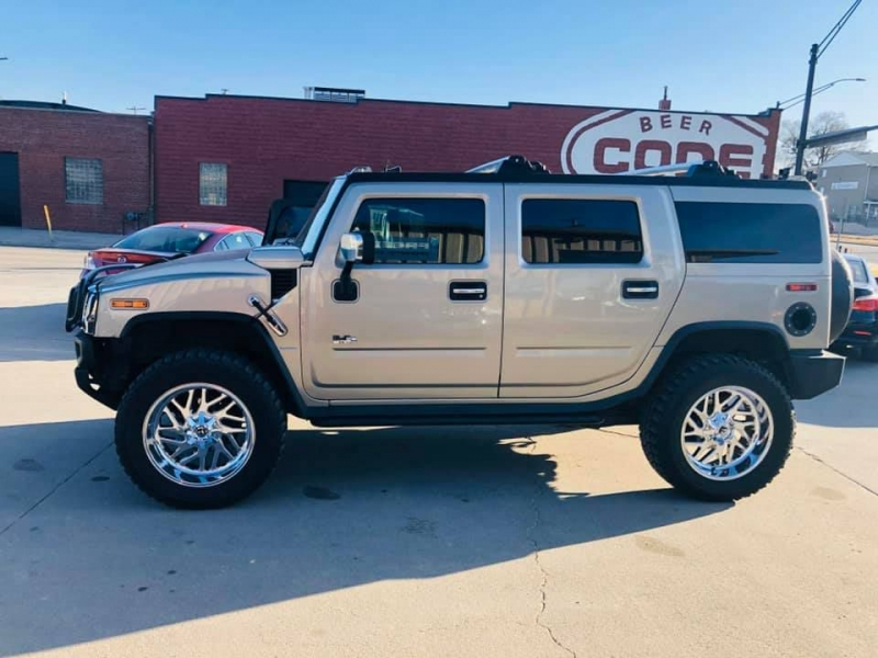 HUMMER H2 2003 price $17,000