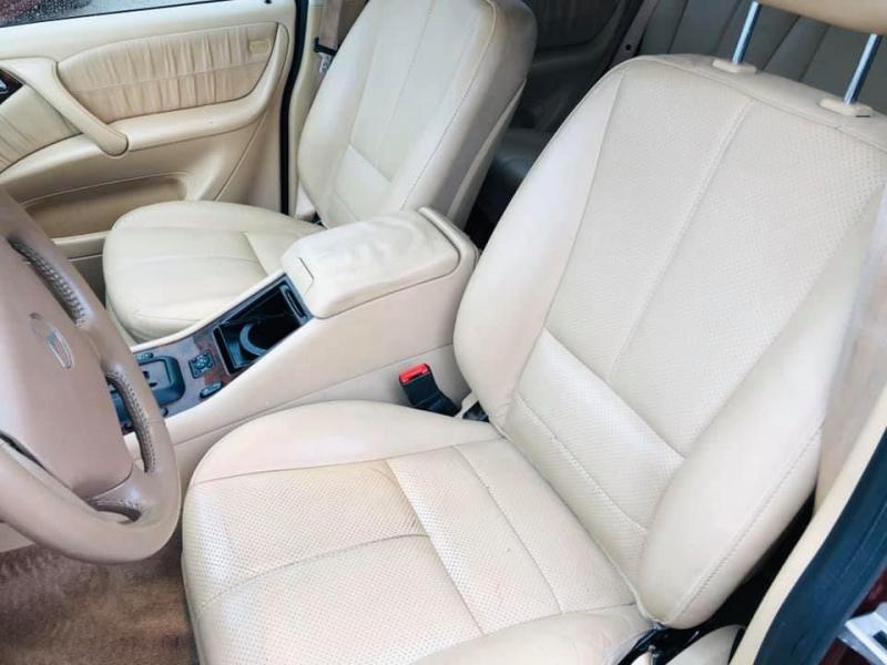 MERCEDES-BENZ ML 2002 price $3,950