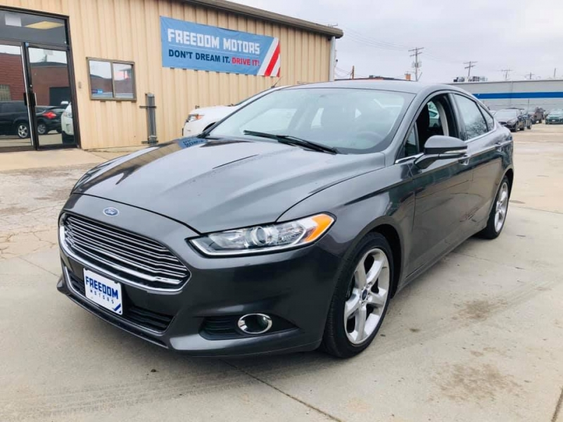 FORD FUSION 2015 price $11,500