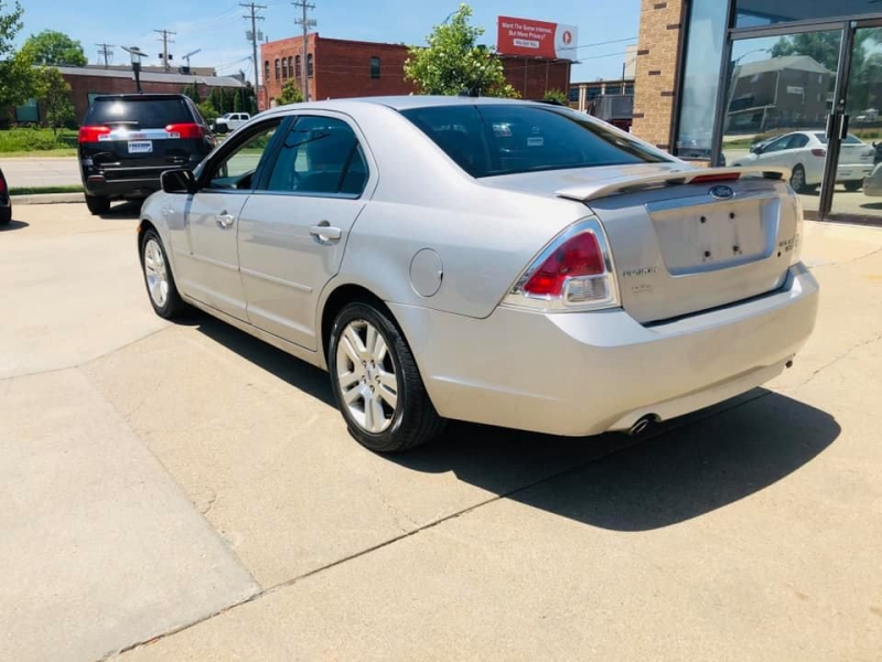 FORD FUSION 2007 price $4,350