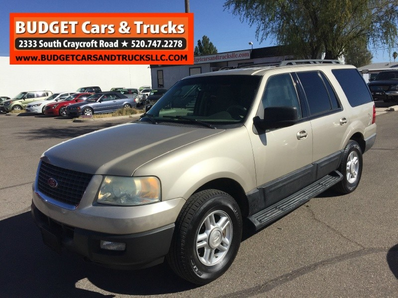 2006 Ford Expedition 4dr Special Service 4wd Budget Cars