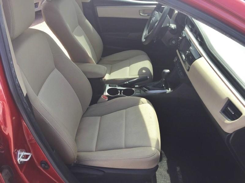 Toyota Corolla 2015 price $9,295