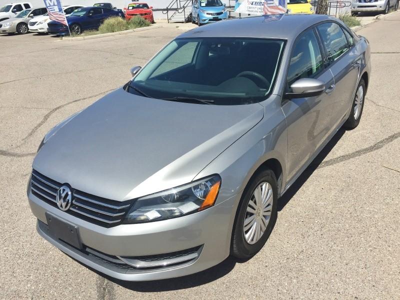 Volkswagen Passat 2014 price $10,495