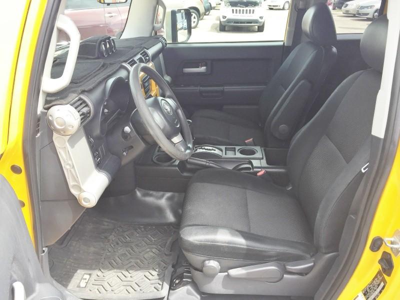 Toyota FJ Cruiser 2008 price $14,495