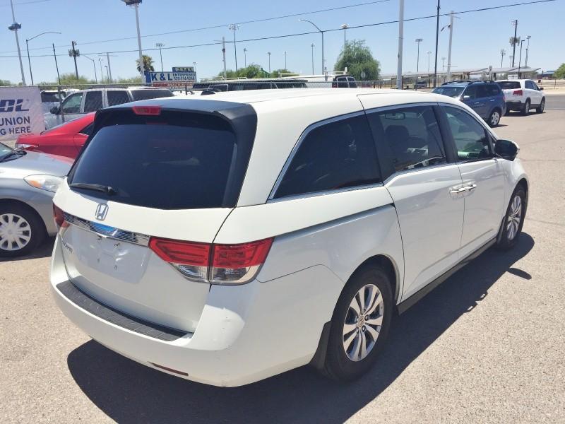 Honda Odyssey 2015 price $14,295