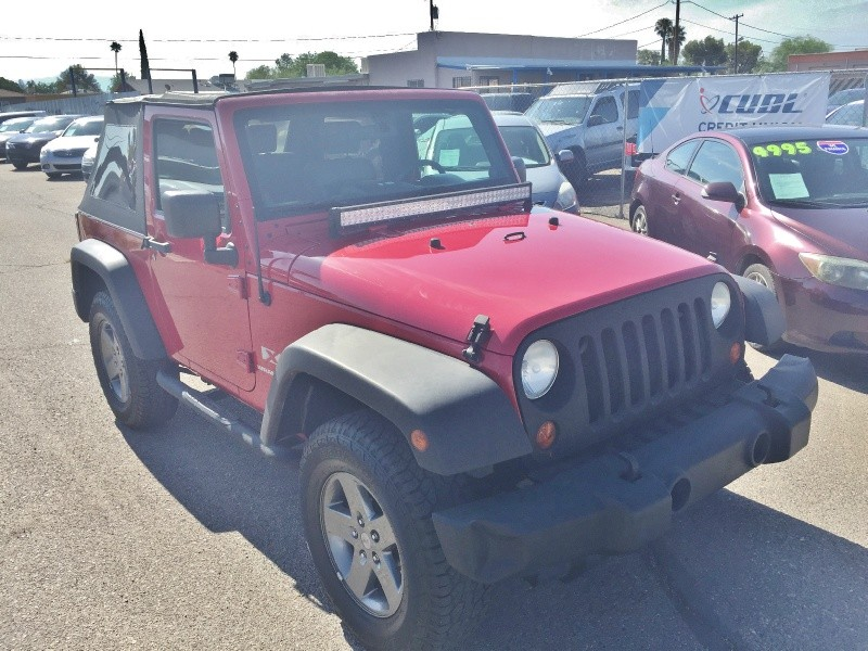 Jeep Wrangler 2008 price $11,995