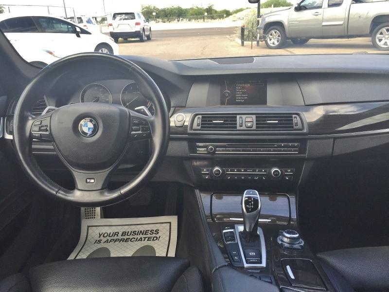 BMW 5-Series 2013 price $11,995