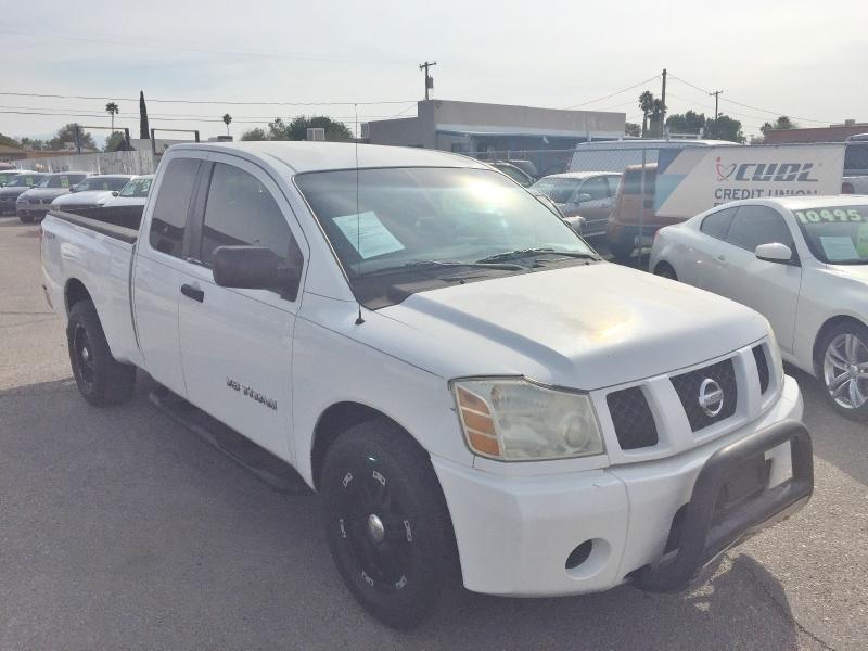 Nissan Titan 2005 price $5,495