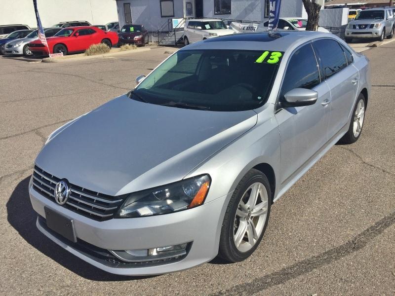 Volkswagen Passat 2013 price $9,995