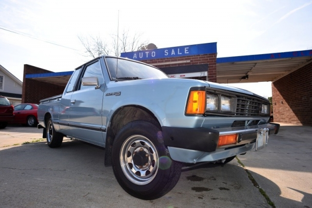 1982 Datsun 720 Pickup 2WD 2dr King Cab - Inventory | A1