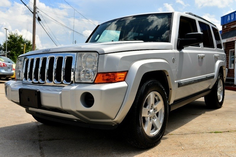 Jeep Commander 2007 price $5,650