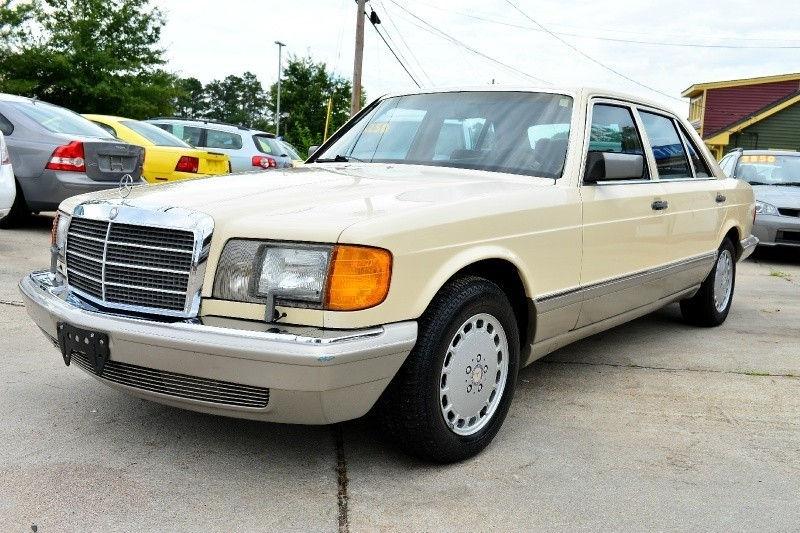 Mercedes-Benz 420 Series 1986 price $4,500