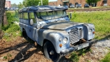 Land Rover Series III 109 1980