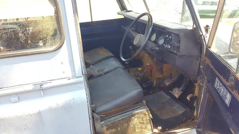 Land Rover Series III 109 1980 price $7,500
