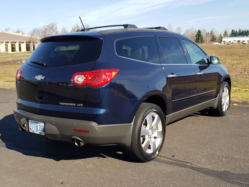 Chevrolet Traverse 2012 price $8,495